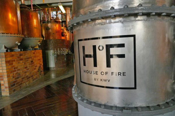 KWV House of Fire
